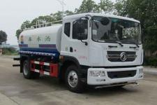 國六東風D9多利卡12噸灑水車廠家直銷價格