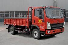 豪沃国六单桥货车184马力4995吨(ZZ1117H3315F1)