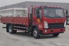 豪沃国六单桥货车184马力4995吨(ZZ1117H4215F1)