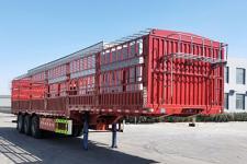 梁山平安12米33吨3轴仓栅式运输半挂车(TCC9400CCYE)