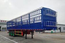 永甲12米33.2吨3轴仓栅式运输半挂车(MQ9400CCY)