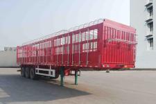 霸申特12米33.4吨3轴仓栅式运输半挂车(BST9401CCY)