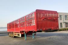 永甲12米33.2吨3轴仓栅式运输半挂车(MQ9400CCYE)