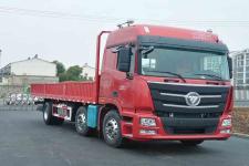欧曼国六前四后四货车290马力15670吨(BJ1259Y6HPS-02)