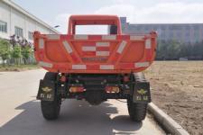 五征牌7YP-1775DJ1型自卸三轮汽车图片