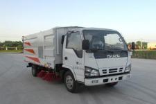 国六五十铃CSC5070TSLW6型扫路车