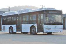 10.5米金龙插电式混合动力城市客车