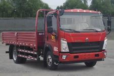 豪沃国六单桥货车184马力6305吨(ZZ1117H4515F112)