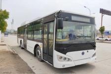 10.5米|17-33座紫象插电式混合动力城市客车(HQK6109USNHEVL3)
