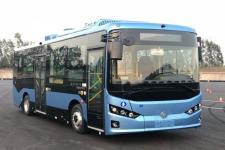 8.5米 13-26座金马纯电动城市客车(TJK6850GBDEV)