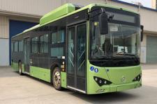 12米 23-45座金马纯电动低入口城市客车(TJK6120GCLEV)