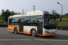 中国中车牌TEG6890NG01型城市客车图片