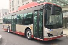 10.5米 18-28座金马纯电动低入口城市客车(TJK6100GCLEV)
