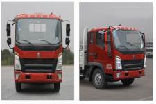 豪沃牌ZZ1117G3315E1型载货汽车图片