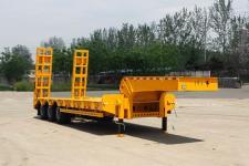 华兴江山12米28.8吨3轴低平板半挂车(SMW9370TDP)