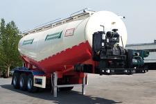 皖汽汽车8.4米33.1吨3轴下灰半挂车(CTD9400GXH)