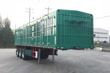 淮俊10米33.7吨3轴仓栅式运输半挂车(JHJ9401CCY)
