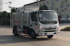 国六福田餐厨垃圾车报价