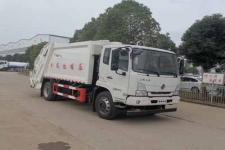 国六东风压缩式垃圾车厂家报价更新