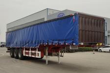 锣响12.5米32.5吨3轴厢式运输半挂车(LXC9403XXYE)