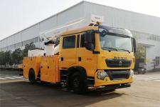 许继牌HXJ5140JGKZZ6型高空作业车  13607286060