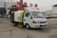 国六东风途逸扫路车