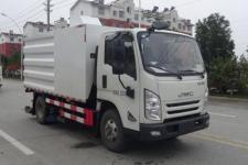 國六江鈴吸塵車價格
