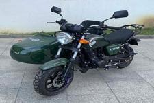 坤豪牌KH200B型边三轮摩托车图片