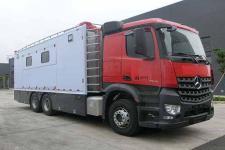 虹宇牌HYS5180XCCB5型餐车