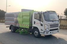 程力威牌CLW5080TSL6CD型掃路車