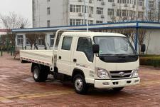 福田国六单桥货车116马力745吨(BJ1035V3AV5-57)