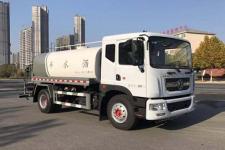 国六东风多利卡D9型15方园林绿化洒水车价格