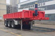 中集7.7米33.2噸3軸自卸半掛車(ZJV9405ZZXSZ)