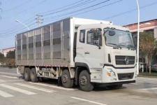 国六东风前四后八畜禽运输车多少钱一辆?