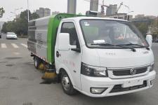 程力威牌CLW5030TSL6HL型扫路车
