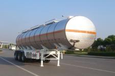 中集11.1米32.1噸3軸易燃液體罐式運輸半掛車(ZJV9405GRYTHE)