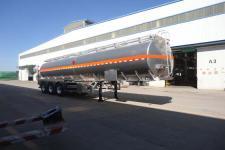 昌骅11.7米33.7吨3轴铝合金运油半挂车(HCH9400GYY42)