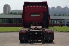 陕汽牌SX4180XC1W型危险品牵引汽车图片
