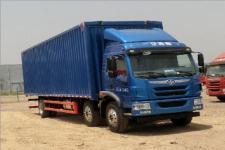 青岛解放国五前四后四厢式运输车223-305马力15-20吨(CA5250XXYPK2L5T3E5A80-3)