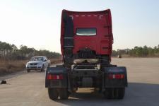 豪沃牌ZZ4257W324HE1W型危险品牵引车图片