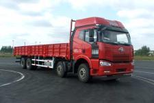 一汽解放國五前四后八平頭柴油貨車379-752馬力15-20噸(CA1310P66K24L7T4E5)
