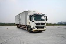 重汽豪沃(HOWO)国五单桥厢式运输车239-475马力5-10吨(ZZ5187XXYN711GE1H)