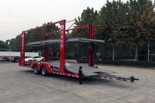 华骏12米8.1吨2轴中置轴车辆运输挂车(ZCZ9160TCLHJG)