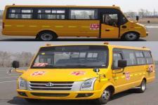 长安牌SC6605XC3G5型幼儿专用校车图片4