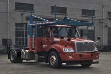 柳特神力牌LZT5185TBQK1E5R7A90型车辆运输半挂牵引车图片