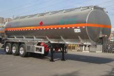 凌宇10.8米33.3吨3轴铝合金运油半挂车(CLY9407GYY5)