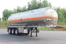 永强11.6米33.2吨3轴铝合金运油半挂车(YQ9405GYYCT2A)