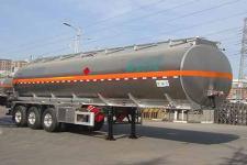 凌宇10.8米33.7吨3轴铝合金运油半挂车(CLY9405GYYC1)