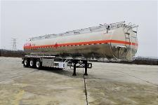 永强12.7米33吨3轴铝合金运油半挂车(YQ9401GYYCT2A)