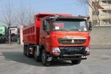 豪沃牌ZZ3317V356HF1型自卸汽車